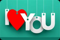 Valentine... Love Is You Background