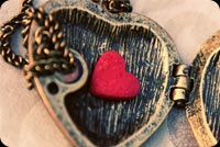 Love Locket Background