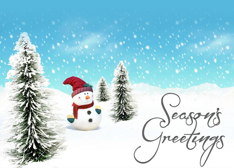Winter email stationery stationary snowman seasons greetings m4hsunfo