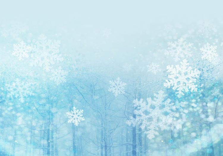 winter email stationery stationary snowflakes season s greetings