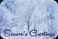Winter email backgrounds. Beautiful Winter Scene